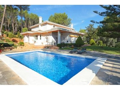 Nhà ở một gia đình for sales at First line golf property in Son Vida  Palma Son Vida, Mallorca 07013 Tây Ban Nha
