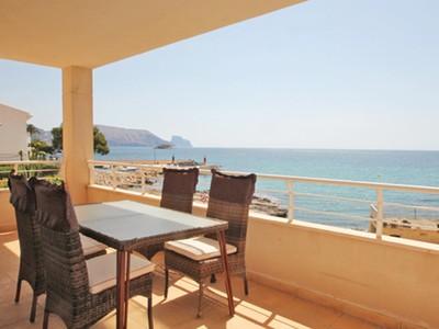 独户住宅 for sales at Nice Apartment directly on the Sea, Cap Negret.  Altea, Alicante Costa Blanca 03590 西班牙