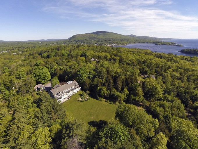 Single Family Home for sales at 166 Chestnut 166 Chestnut Street Camden, Maine 04843 United States
