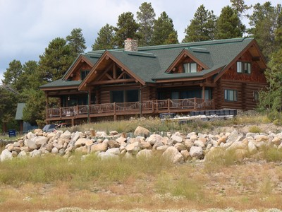 Single Family Home for sales at 248 County Road 640  Granby, Colorado 80446 United States