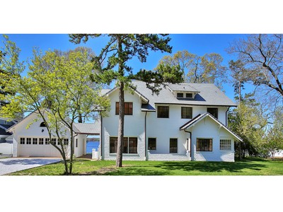 Maison unifamiliale for sales at One Of A Kind Riverfront 71 Cranmoor Drive Toms River, New Jersey 08753 États-Unis