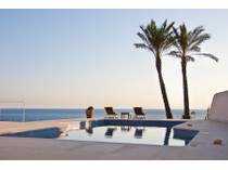 Maison unifamiliale for sales at Front Line Villa With Fantastic Sea Views    San Jose, Ibiza 08030 Espagne