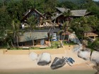 Maison unifamiliale for  sales at Absolute Beachfront Villa Other Surat Thani, Surat Thani Thaïlande