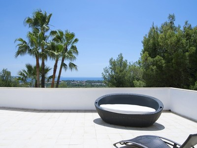 Multi-Family Home for sales at Villa with privacy and views in Bendinat  Bendinat, Mallorca 07157 Spain