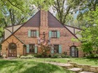 Single Family Home for sales at Architectural gem with beautiful Tudor details 7442 Stratford University City, Missouri 63130 United States