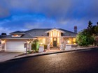 Casa para uma família for  sales at Serene Elegant Living 6054 Fairlane Drive Oakland, Califórnia 94611 Estados Unidos