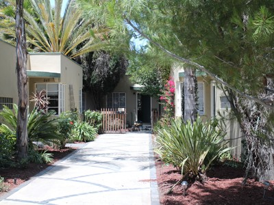 Multi-Family Home for sales at Charming Art Deco Triplex Rarely Available 240/250/260 Fernando Ave Palo Alto, California 94306 United States