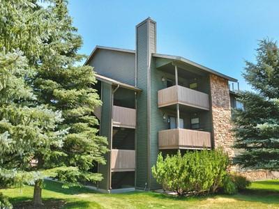 Condominium for sales at Premier Powderwood Loft Condo in Premier Location 6861 North 2200 West #9X Park City, Utah 84098 United States