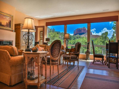 Maison unifamiliale for sales at Creekside Sedona Ranch 1675 Chavez Ranch Rd Sedona, Arizona 86336 États-Unis