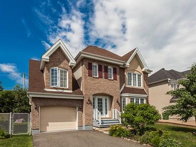 Einfamilienhaus for sales at Rivière-des-Prairies (Montreal) 12288 Rue Louise-Dechêne Montreal, Quebec H1C2L4 Kanada
