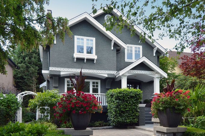 Single Family Home for sales at Stunning Point Grey Home Vancouver, British Columbia Canada