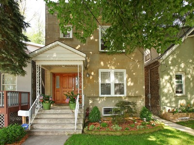 Einfamilienhaus for sales at Beautiful Lakeview Home Steps 3111 N Honore Street Chicago, Illinois 60657 Vereinigte Staaten