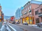 Condominio for sales at Main Street Masterpiece- a Four Bedroom Residence 613 Main St #6 Park City, Utah 84060 Stati Uniti
