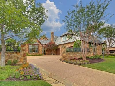 Maison unifamiliale for sales at 2223 Cedar Elm Terrace   Westlake, Texas 76262 États-Unis