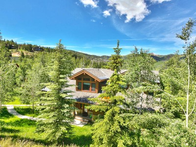 Single Family Home for sales at Exquisite Upper Deer Valley Ski in/Ski out Grand Mountain Home 28 Silver Dollar Rd Park City, Utah 84060 United States