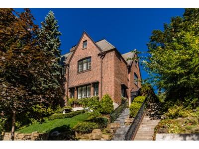 Single Family Home for sales at Westmount 687 Av. Grosvenor  Westmount, Quebec H3Y2T1 Canada