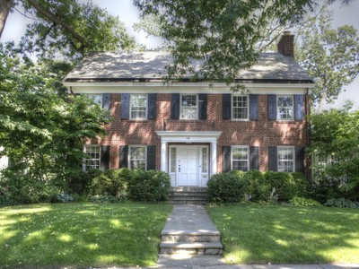 Single Family Home for sales at Stunning Colonlial 136 Corlies Avenue Pelham, New York 10803 United States