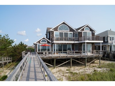 Single Family Home for sales at Captivating Ocean Views 939 Dune Road Westhampton Dunes, New York 11977 United States