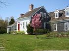 Vivienda unifamiliar for  sales at Beautifully Restored Antique 480 Dyer Prince Rd Eastham, Massachusetts 02642 Estados Unidos
