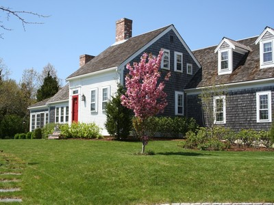 Single Family Home for sales at Beautifully Restored Antique 480 Dyer Prince Rd Eastham, Massachusetts 02642 United States