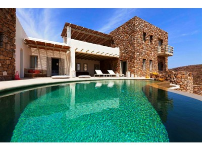 Casa para uma família for sales at Villa Ambrosia Mykonos, Cyclades, Aegean Mykonos, Sul Do Mar Egeu 84600 Grécia