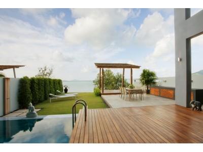Casa Unifamiliar Adosada for sales at Direct Beachfront Villa Rawai Rawai, Bangkok 83110 Tailandia