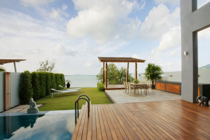 Townhouse for sales at Direct Beachfront Villa Rawai Rawai, Phuket 83110 Thailand