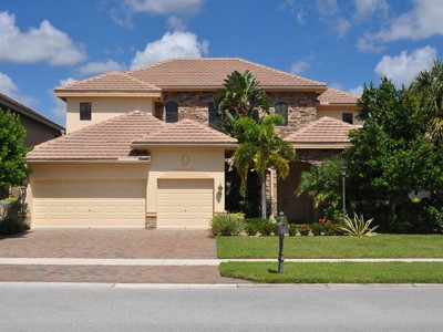 Single Family Home for sales at 10511 Vignon 10511 Vignon Ct  Wellington, Florida 33449 United States