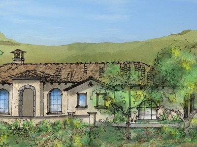 Nhà ở một gia đình for sales at Monte Sereno Estates Lot #12 250 Mission Springs Road  Arroyo Grande, California 93420 Hoa Kỳ