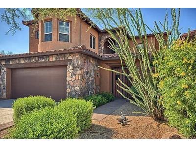Villetta a schiera for sales at Tuscan Elegance in Solstice 32026 N 73rd Place Scottsdale, Arizona 85266 Stati Uniti