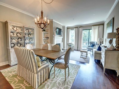 Кооперативная квартира for sales at Beautiful Two-Bedroom in Buckhead 2233 Peachtree Road Unit #402  Atlanta, Джорджия 30305 Соединенные Штаты