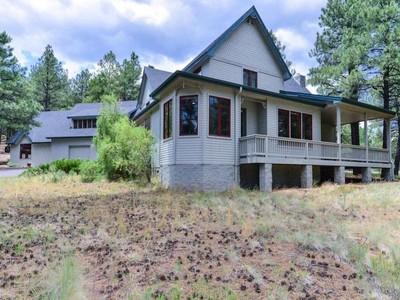 단독 가정 주택 for sales at Amazing Custom Home 2340 W Constitution  Flagstaff, 아리조나 86001 미국