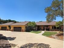 Çok Ailelik Ev for sales at 2 Homes in Exclusive Gated Baron Canyon Ranch San Luis Obispo 5775 Balm Ridge Way   San Luis Obispo, Kaliforniya 93401 Amerika Birleşik Devletleri