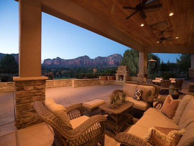 Maison unifamiliale for sales at Three Acres with Stunning Redrock Views 160 Horse Ranch Rd Sedona, Arizona 86351 États-Unis