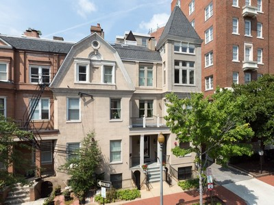 Condominium for sales at Dupont Circle 1514 21st Street Nw 6 Washington, District Of Columbia 20036 United States