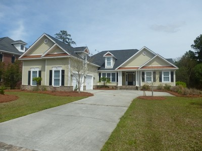 Single Family Home for sales at Southbridge 879 Southbridge Blvd  Savannah, Georgia 31405 United States