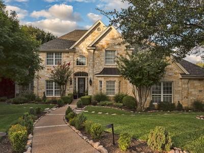 Nhà ở một gia đình for sales at A Magnificent Remodeled Home 3105 Kittowa Cv Austin, Texas 78746 Hoa Kỳ