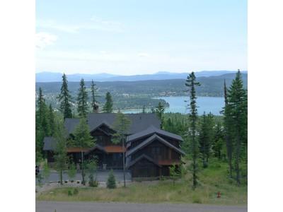 獨棟家庭住宅 for sales at Beautifully Detailed Home 105 Yarrow Drive Whitefish, 蒙大拿州 59937 美國
