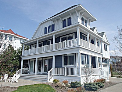 Single Family Home for sales at Village Beach 52 701 E Beach Street Bay Harbor, Michigan 49770 United States