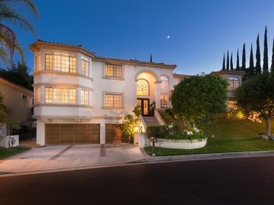Single Family Home for sales at 5093 Parkway Calabasas  Calabasas, California 91302 United States