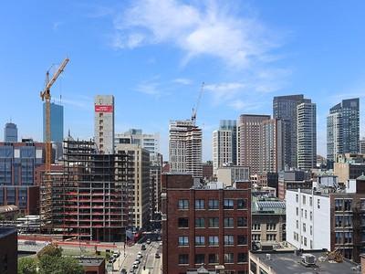 콘도미니엄 for sales at Gorgeous Penthouse 210 South Street Unit 11-2  Boston, 매사추세츠 02110 미국