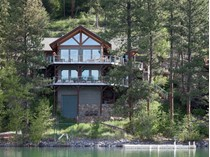独户住宅 for sales at Whitefish Lakefront Home 2818 Rest Haven Dr  Whitefish Lake, Whitefish, 蒙大拿州 59937 美国