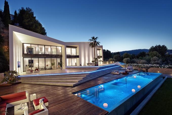 Moradia for sales at Exclusive modern Villa in Son Vida  Palma Son Vida, Palma De Maiorca 07181 Espanha