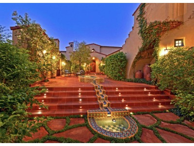 Einfamilienhaus for sales at Spectacular Spanish Colonial Revival Styled Estate Home In Paradise Valley 4302 E Upper Ridge Way   Paradise Valley, Arizona 85253 Vereinigte Staaten