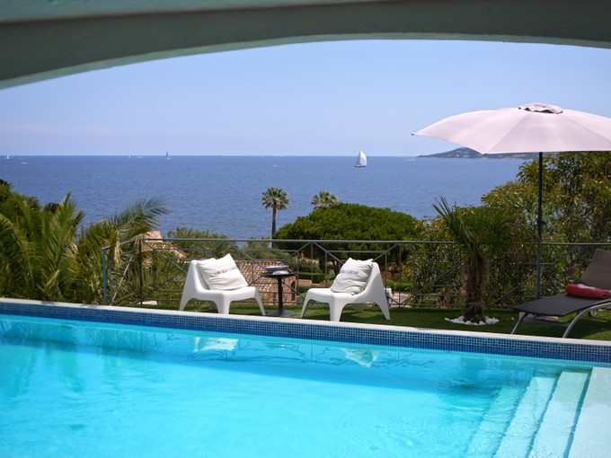 Maison unifamiliale for sales at Luxurious Villa with breathtaking views over Saint Tropez   Sainte Maxime, Provence-Alpes-Cote D'Azur 83120 France
