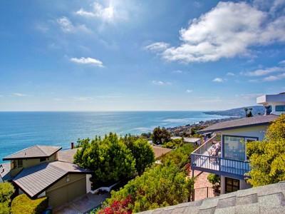 Maison unifamiliale for sales at 2658 Nido Way  Laguna Beach, Californie 92651 États-Unis