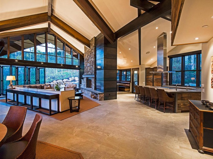 Casa Unifamiliar for sales at New Construction Spectacular Park City Home in Sought After Aspen Springs Ranch 21 Canyon Court  Park City, Utah 84060 Estados Unidos
