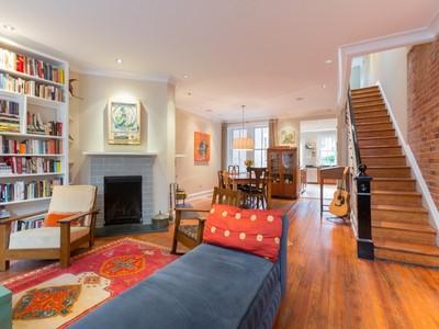 Tek Ailelik Ev for sales at Logan Circle 1340 Wallach Pl NW Washington, Columbia Bölgesi 20009 Amerika Birleşik Devletleri