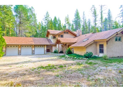 Single Family Home for sales at Beautiful crafted home on 5 acres 130 Wapiti  Sandpoint, Idaho 83864 United States