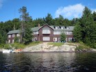 Other Residential for  sales at WARREN POINT LODGE 121 Warren Point Road Tupper Lake, New York 12986 United States